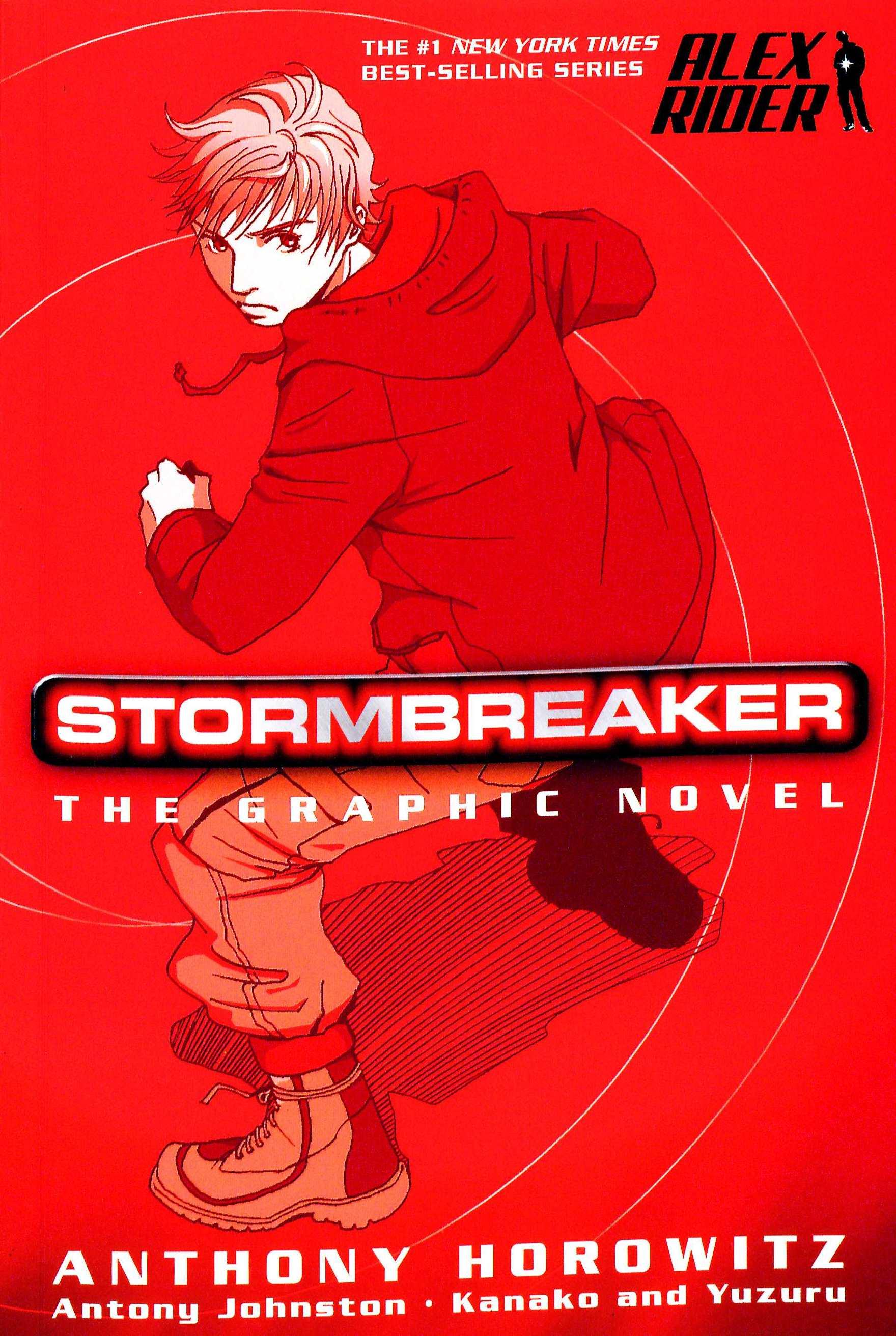 alex rider stormbreaker graphic novel pdf
